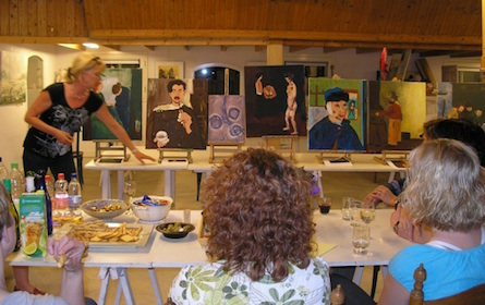 Arrangementen en workshops bij Atelier Het Groene Paard