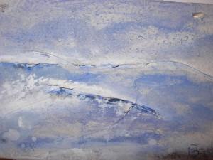 Gedicht van Bertje van Delden - Zwemmen